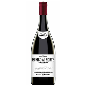 Rumbo al Norte Vinos de Madrid Comando G 2012 hamburg wein ravenborg spanien blankenese