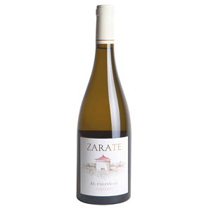 Zarate Eulogio Pomares Albarino 2016 2017 El Palomar Hamburg wein vinos ravenborg spanien blankenese